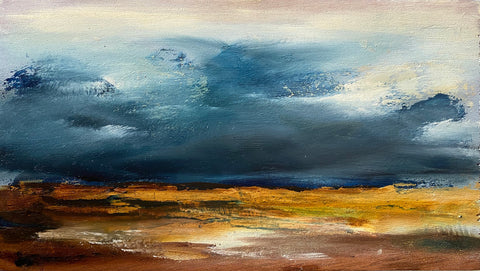 Harvest Storm II by Joanne Duffy