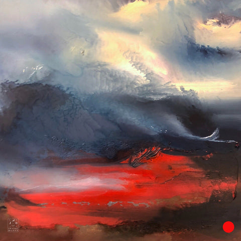Red Beach by Joanne Duffy