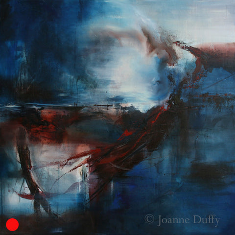 Night Fishing (Chidley Point) by Joanne Duffy