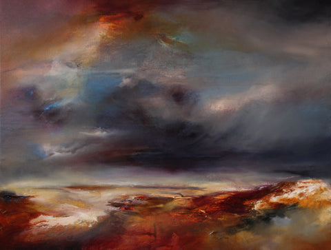 Dry Storm by Joanne Duffy