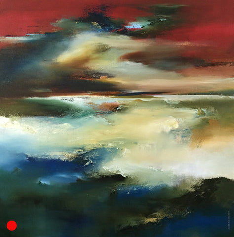 Red Sky by Joanne Duffy