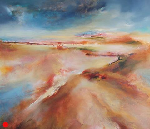 Sunny Plains by Joanne Duffy