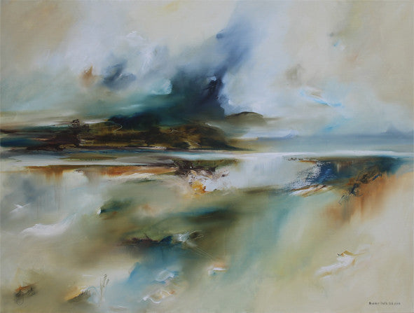 View to the North (Kaarta Gar-up) by Joanne Duffy