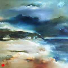 Winter Walk, Yallingup by Joanne Duffy