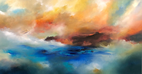 Ocean Light by Joanne Duffy
