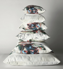 Cushion Cover - Rock Design by Bluraven