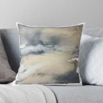 Cushion Cover - Cloud Design by Bluraven
