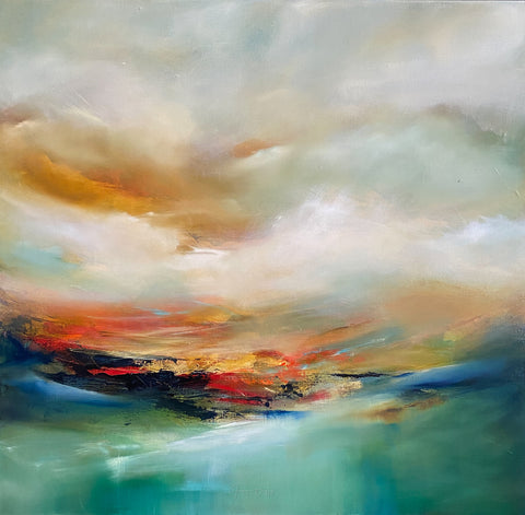 Sun Chaser by Joanne Duffy
