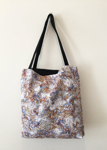Tote - Summer Design by Bluraven