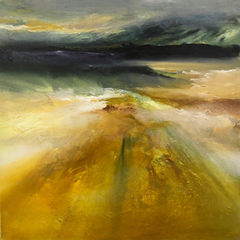 Waking Light II by Joanne Duffy