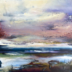 Lake Morning by Joanne Duffy