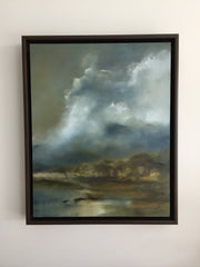 Storm over Reabold Hill by Joanne Duffy