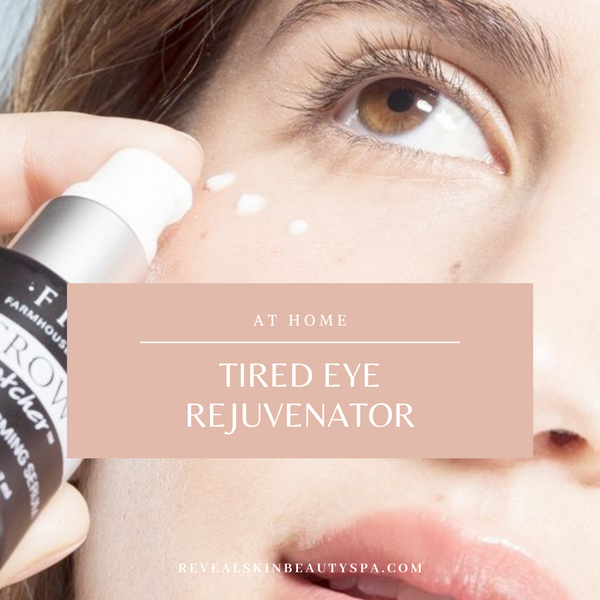 At-Home Tired Eye Rejuvenator