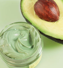 Guac Star Hydrating Face Mask