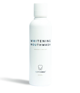 Coconut Sea Salt Whitening Mouthwash Pittsburgh