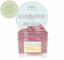 Load image into Gallery viewer, Illumination Fruit™ Professional Strength Brightening Fruit Acid Peel Mask