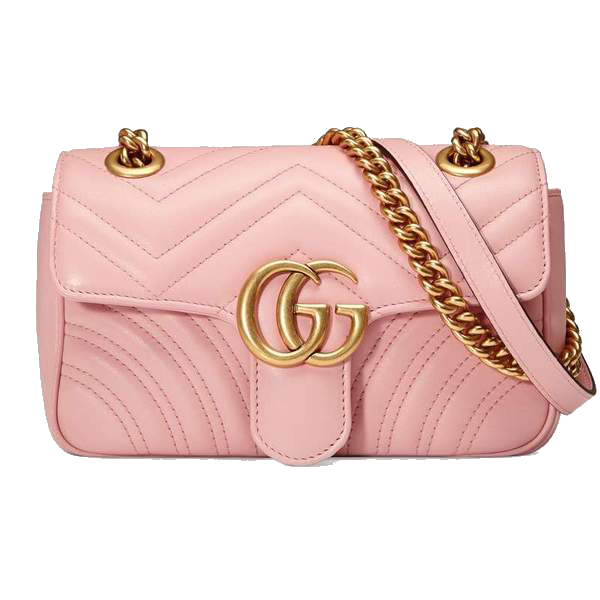 GG Marmont matelassé mini bag