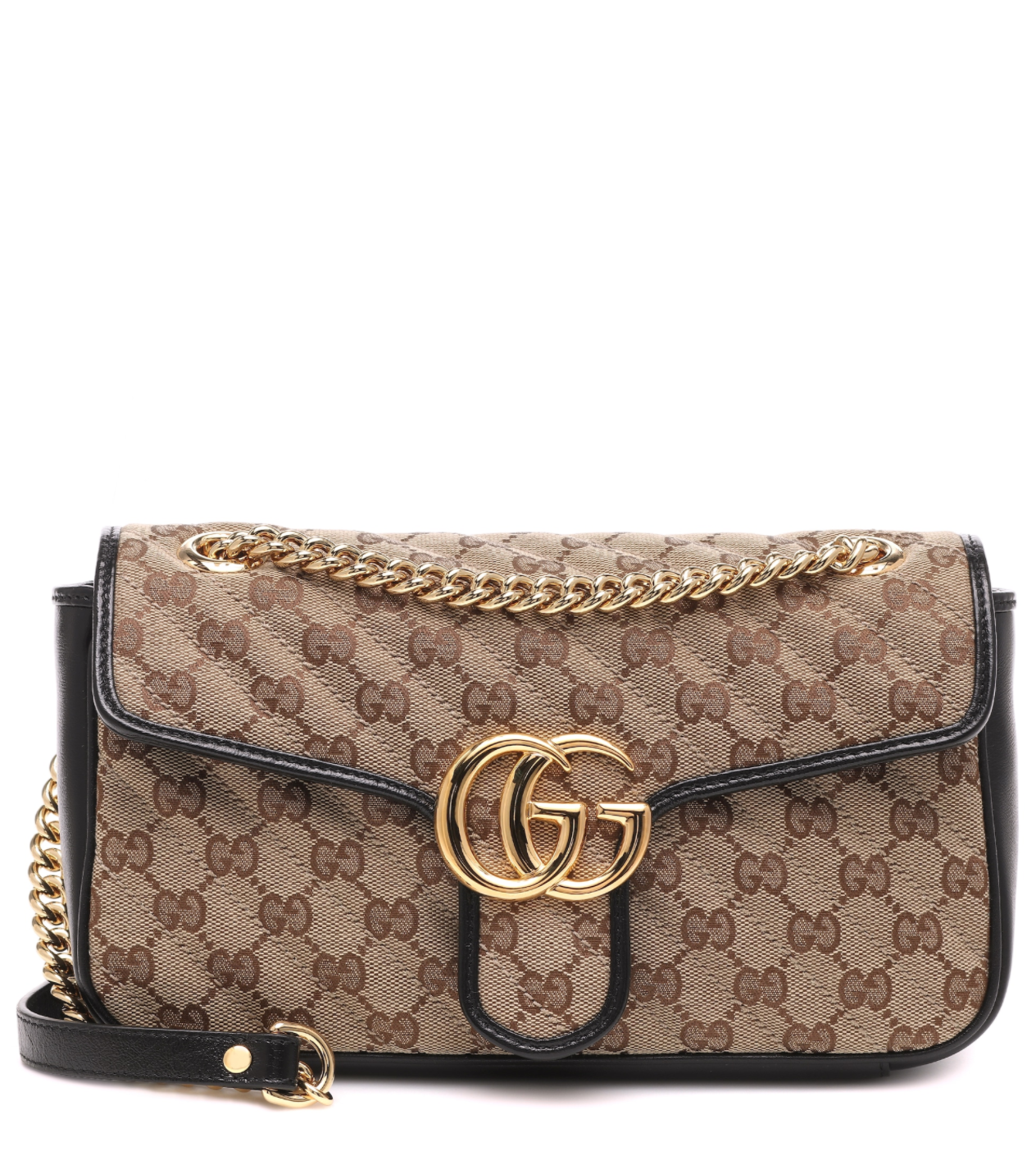 GG Marmont Brown Bag