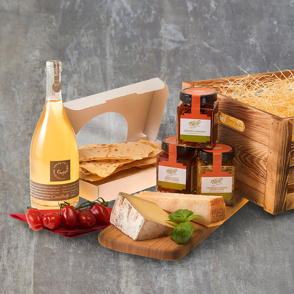 Italian Artisan Cheese Hamper