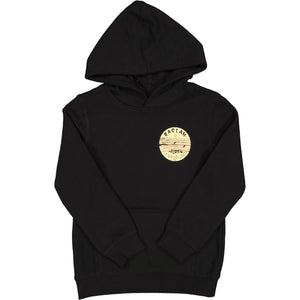 RSE Kids Hood Black