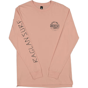 RSE LS Tee Pink