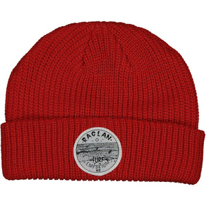 RSE Fisherman Beanie Red