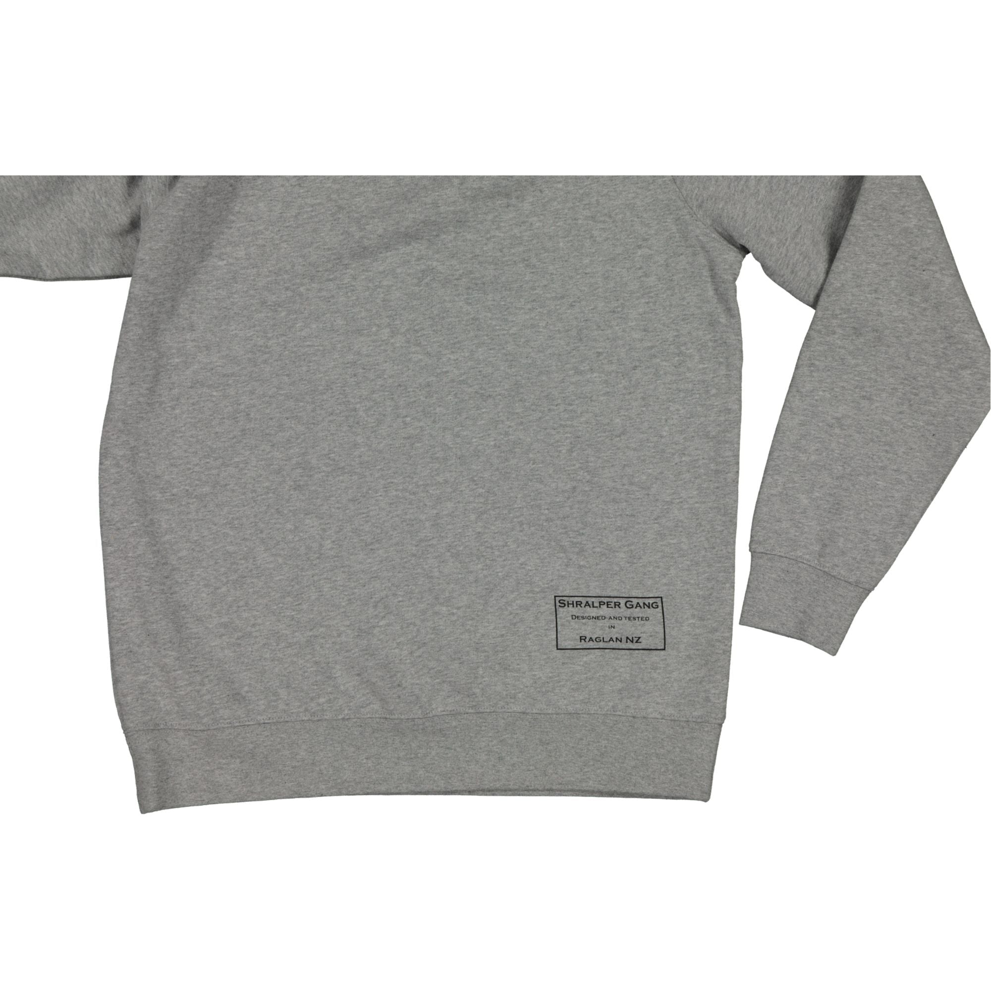 Shralper Gang Hood Grey