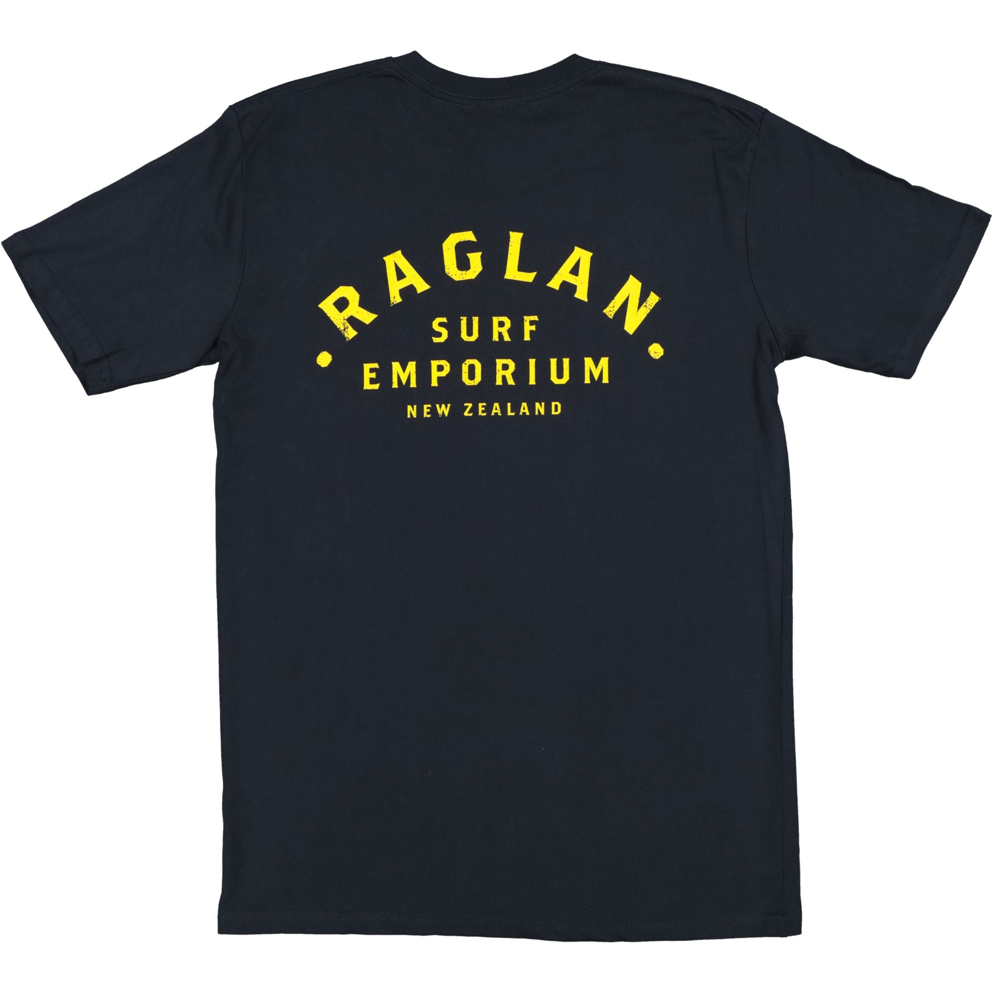 RSE Word Tee Navy