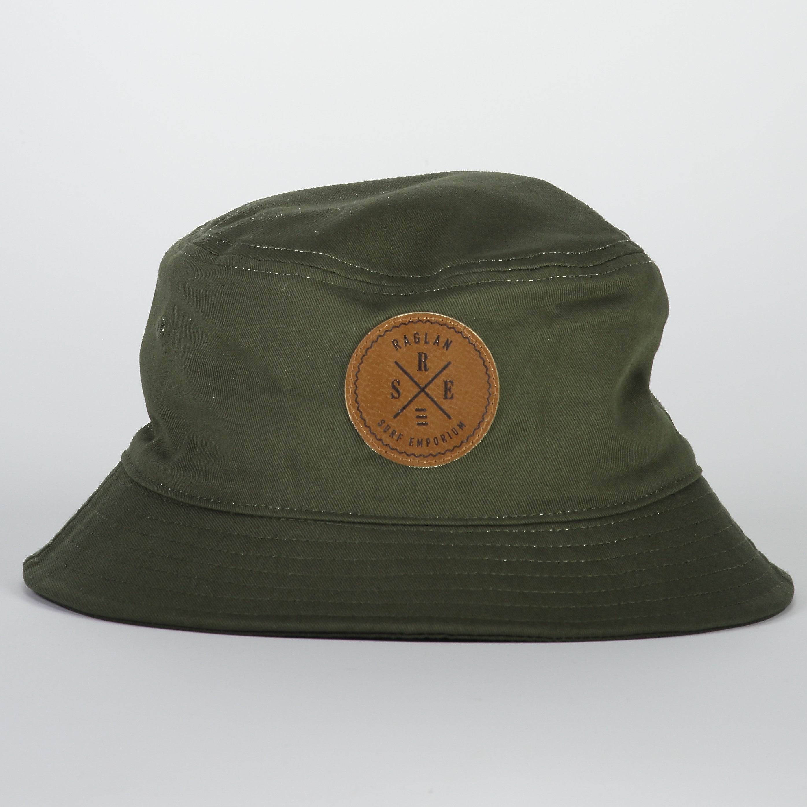 RSE X Bucket Hat - Olive