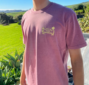 RSE Town Tee Faded Wine