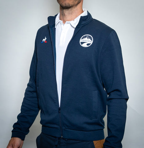 Jacket dress blue by Le coq sportif