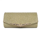 Party Banquet Glitter Bag For Women Girls Wedding Clutches Handbag Chain Shoulder Bag