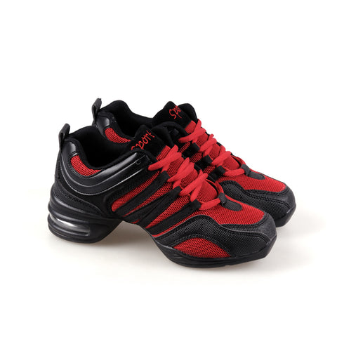 Ladies Sports Dance Trainer Shoes Modern Dance Jazz Shoes Sneakers