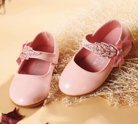 New Summer butterfly children sandals Lovely kids baby shoes fashion high quality girls shoes beautiful infant footwear flats