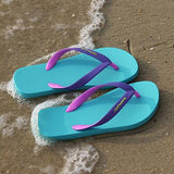 Women Designer Flip Flops Summer Slippers