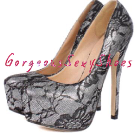 Bewshill-Lace Covered Platforms GSS1010