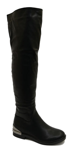 Gorgeous Zip Up Over The Knee Boots