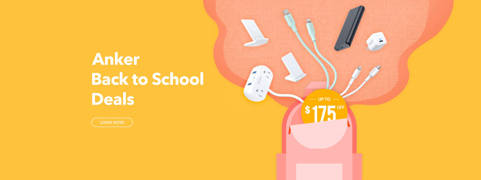 Anker Coupon Codes - Get Up to $120 discount on Adaptors and Cable