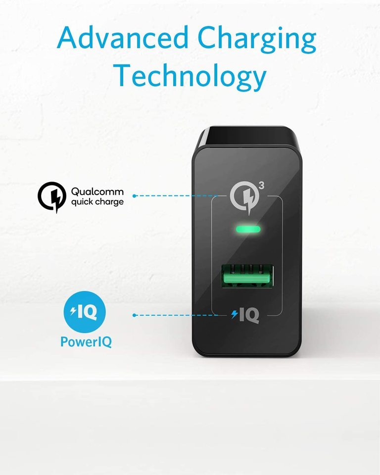 PowerPort+ 1 with Quick Charge 3.0
