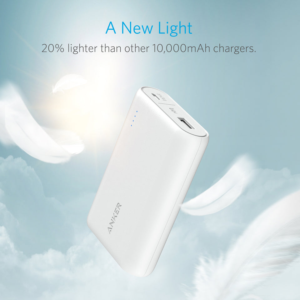 PowerCore 10000mAh Power Bank