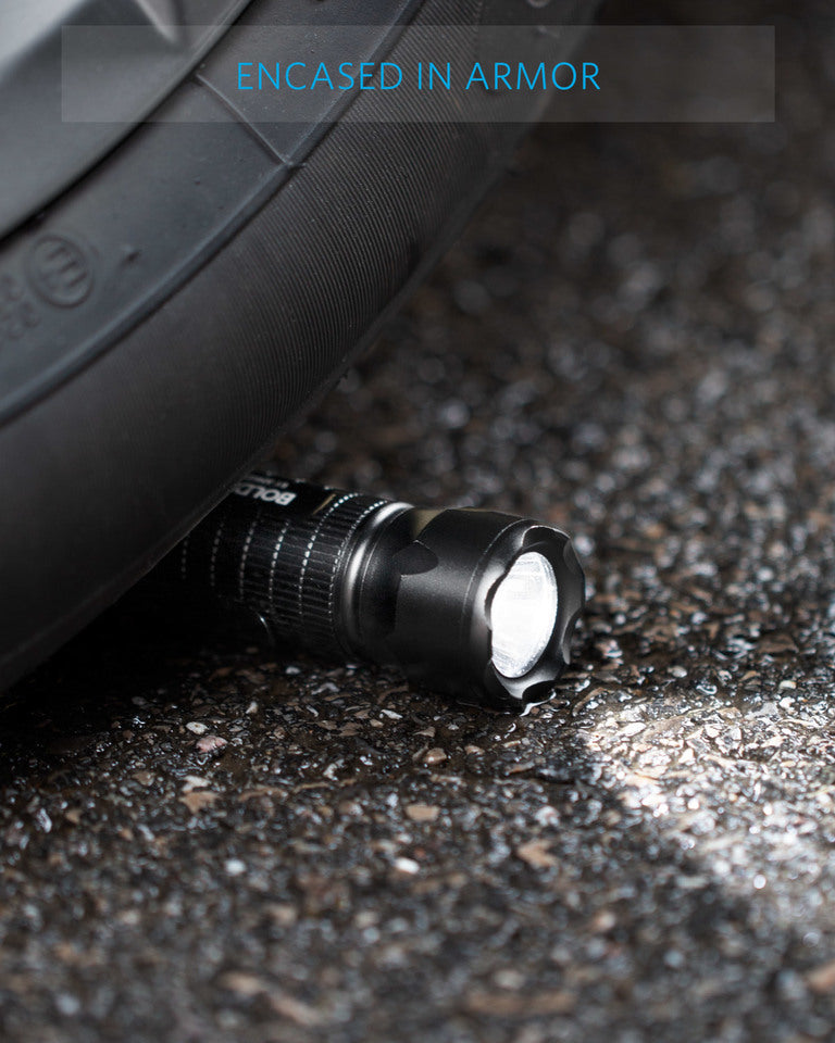 Bolder LC30 Flashlight