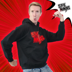 SpyNinjas Merch official Hoodie Sweatshirt.