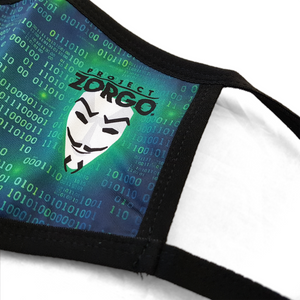 Project Zorgo™ FaceMask - Youth