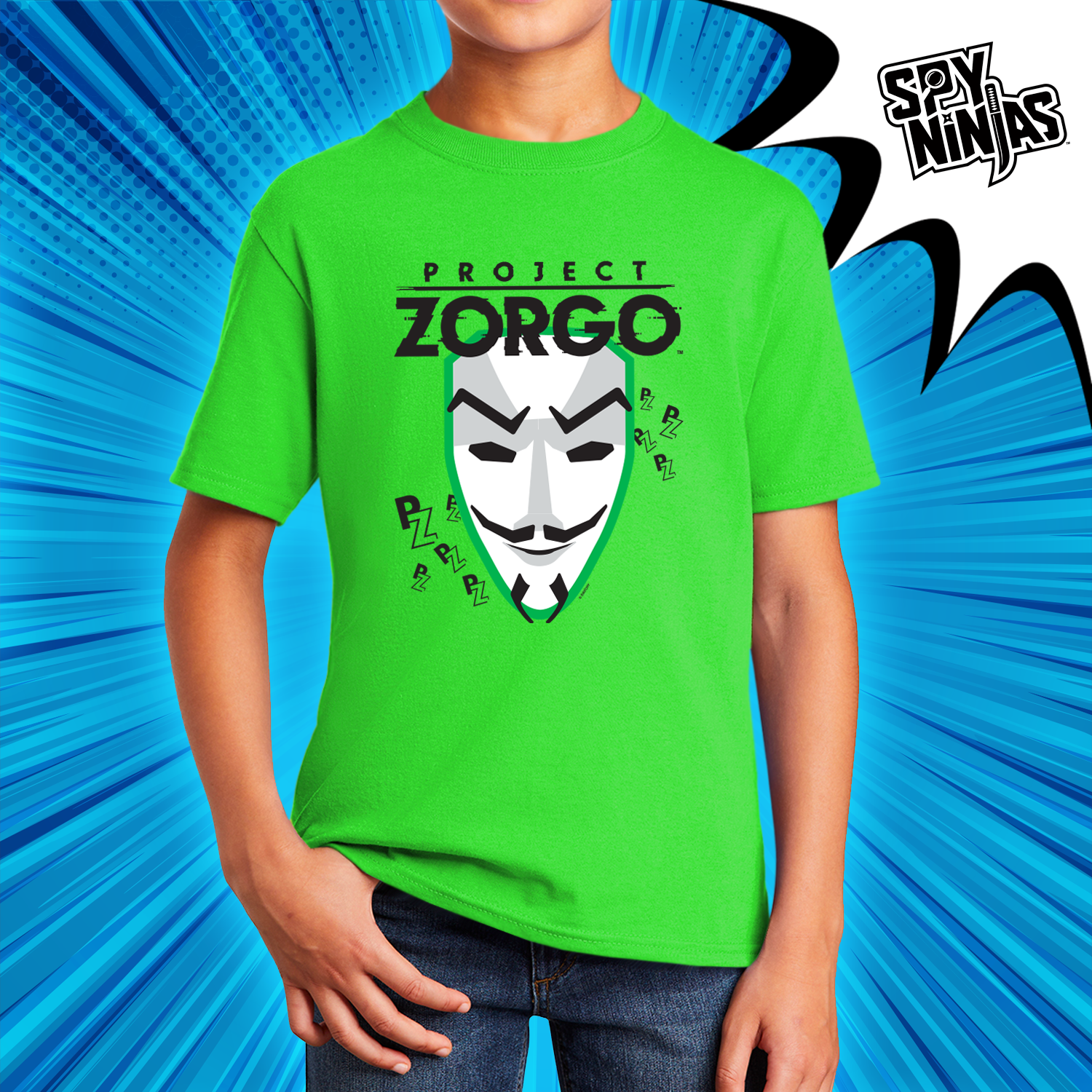 Project Zorgo™ Youth Short Sleeve T-Shirt