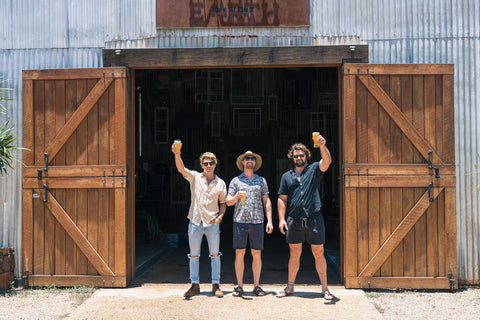 Welcome to Earth Beer Company