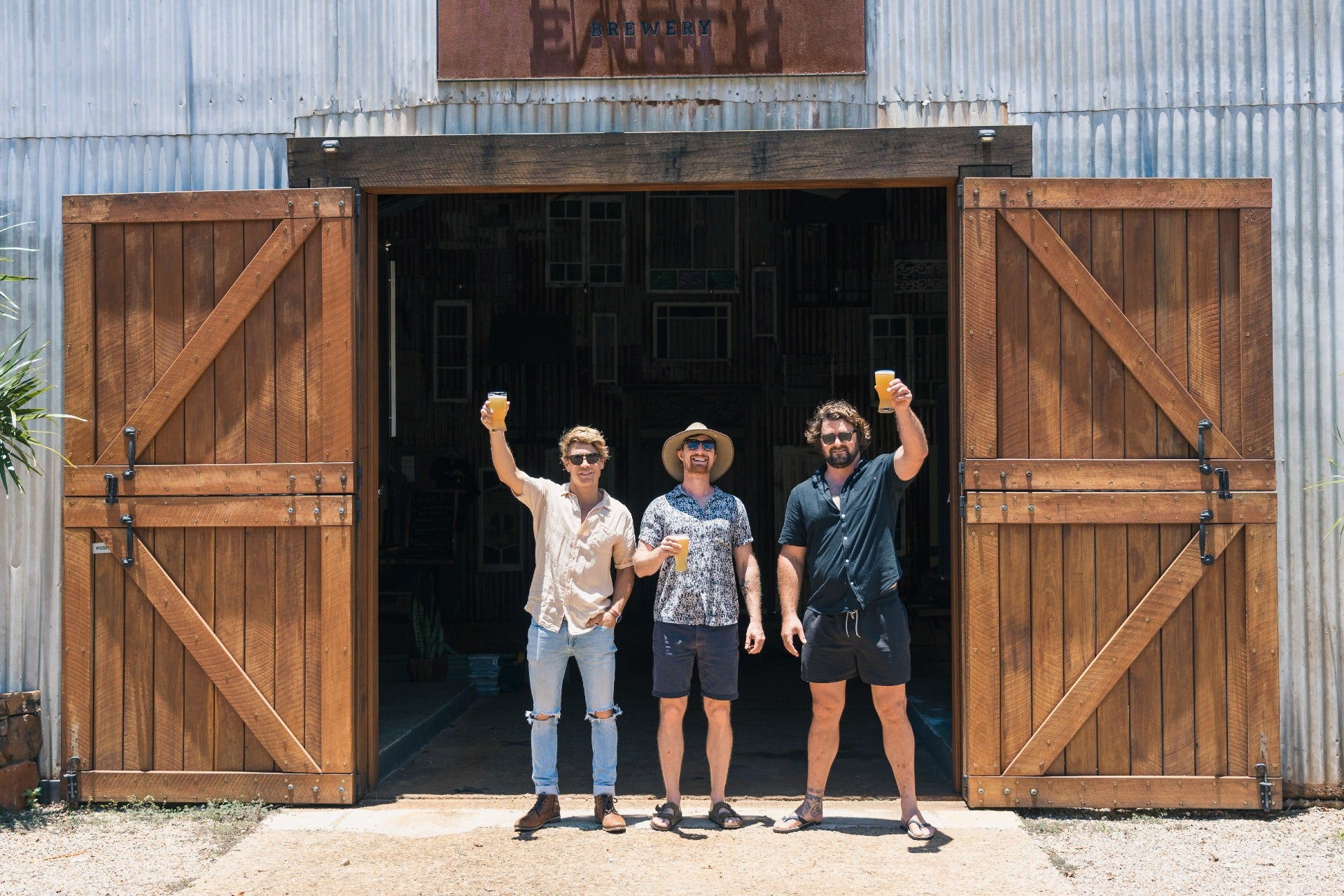 About Our Brewery | Earth Beer Company,
