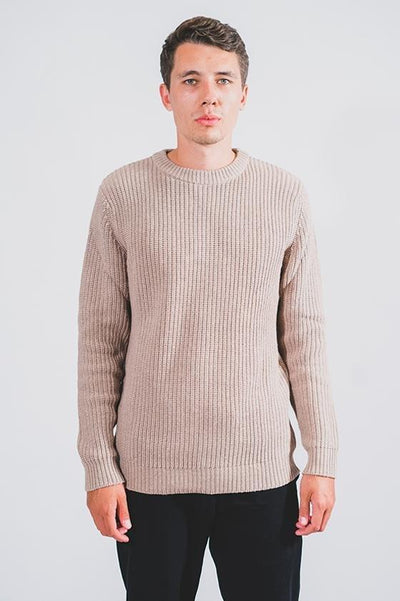 Asker Wool Knit - COPE