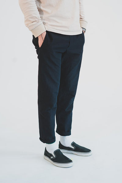Černé Slim Fit Pants - COPE