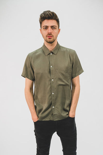Japanese Tencel Shirt - COPE