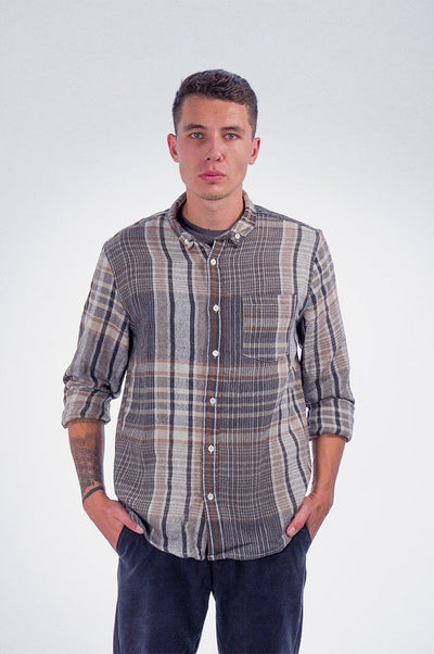 Johan Forage Shirt - COPE